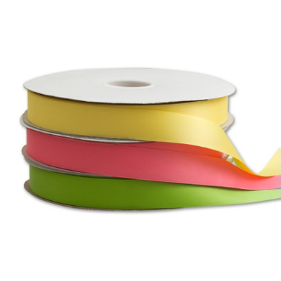 "7/8"" Satin Wedding Ribbon - 100 Yards"
