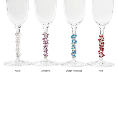 Austrian Crystal Flutes