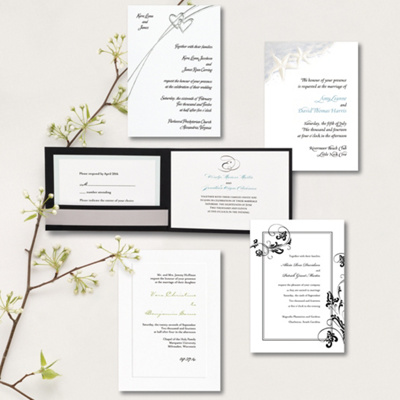 Best Sellers Invitation Sample Pack