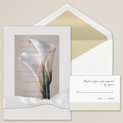 Bridal Bliss Wedding Invitation