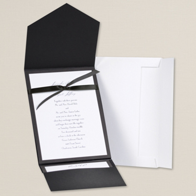 Classic Wrap DIY Invitation Kit