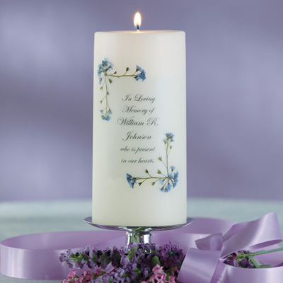 Wedding Program Memorial Wording Images