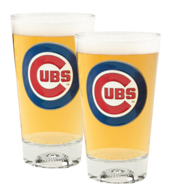 MLB Classic Pint Set 29 Team Logos Available