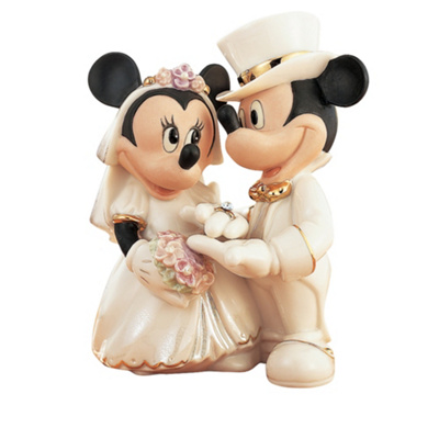 Minnie's Dream Cake Topper