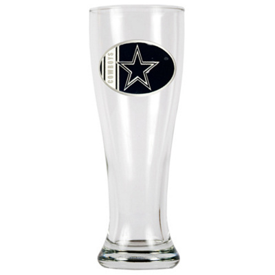 NFL Pilsner Glass for Groomsmen
