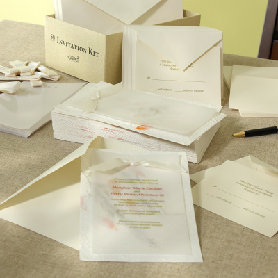 Do It Yourself Wedding Invitation Kits is one of our best ideas you might choose for invitation design