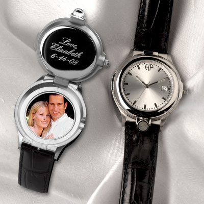 Personalized Watch for Father of the Bride