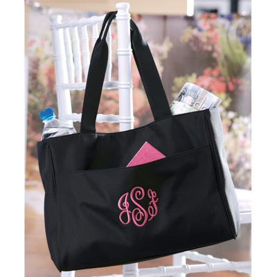 Personalized Executive Tote for Bridesmaids