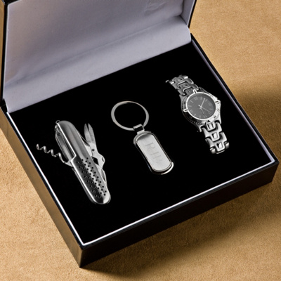 Wedding Party Gifts For Junior Groomsmen : Three Piece Gift Set