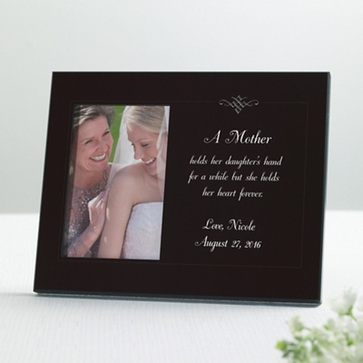 To My Mother Wedding Photo Frame