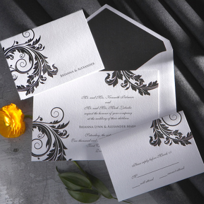 Venice Wedding Invitation