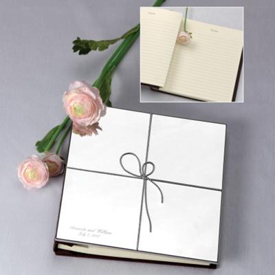 Vera Wang Love Knots Guest Book