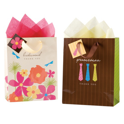 Wedding Party Thank You Gift Bags Gift Bags