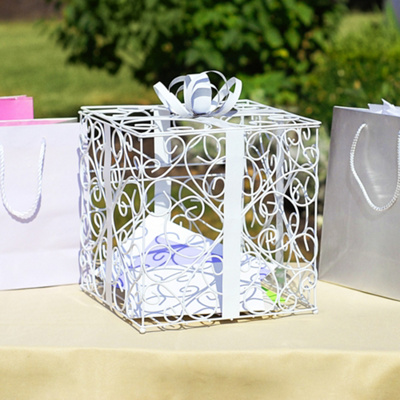 Wedding Reception Gift Card Holder : ... Ceremony & ReceptionView AllWhite Reception Gift Card Holder