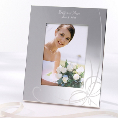kate spade belle boulevard 5x7 wedding frame wedding frame