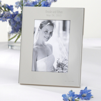 kate spade new york Darling Point 5x7 Wedding Frame